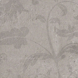 grau Betonfliese mit Dekor, grey concrete effect tile 15x15