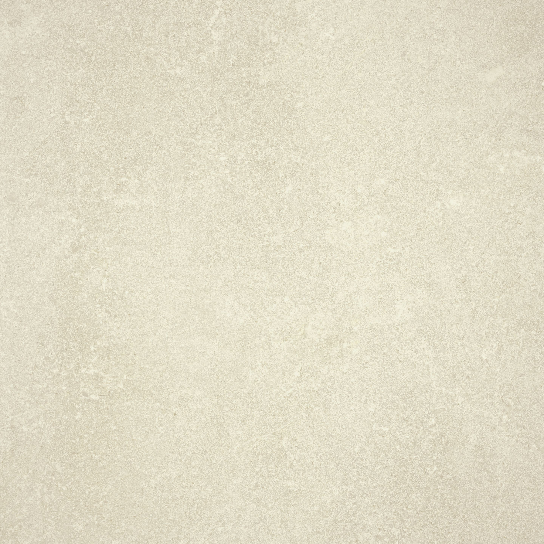 weiße Steinoptik Fliese, white stone effect tile 100x100
