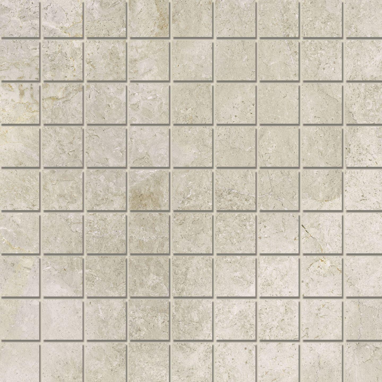 Mosaic 3,1x3,1 Platinum White