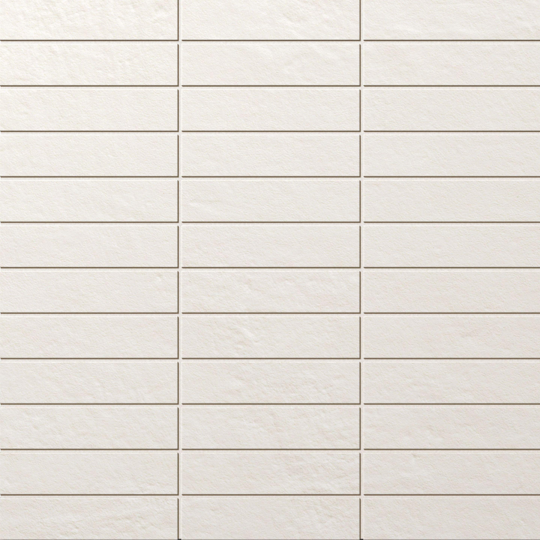 Mosaic Brick White
