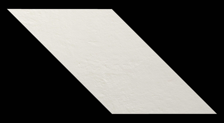 Parallelogram Left White