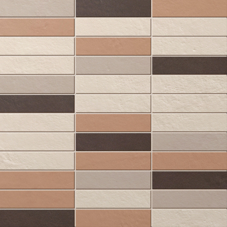 Mosaic Brick Warmmix
