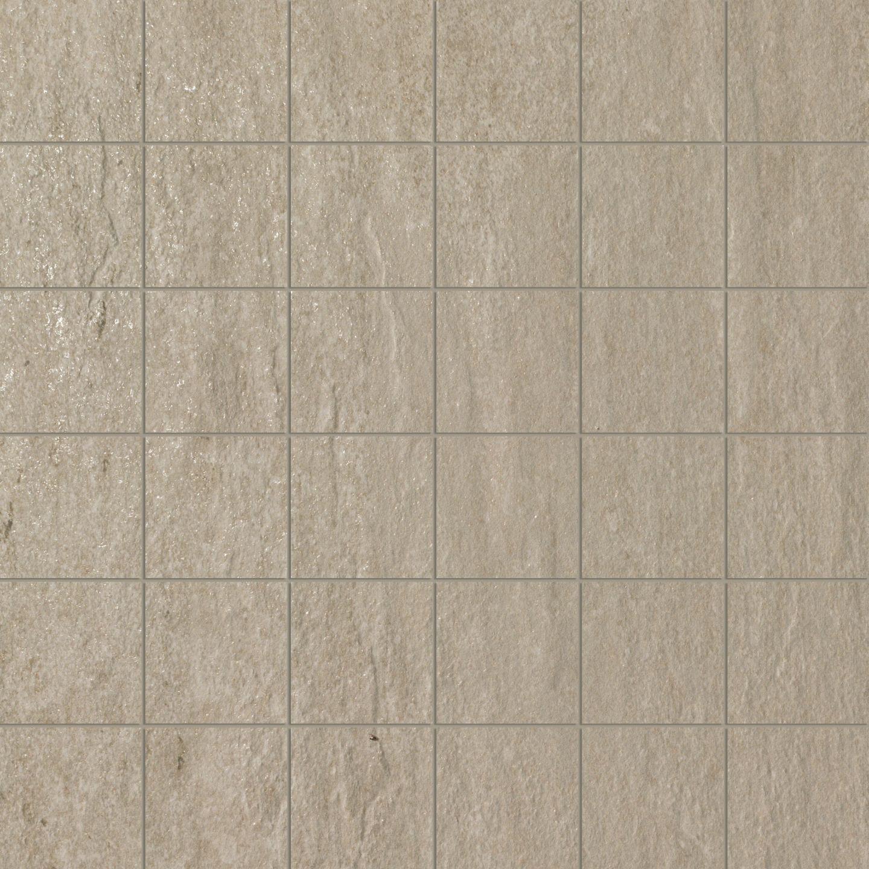 Mosaic 4,7x4,7 Fossilbrown Desert