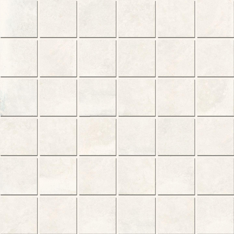 Mosaic 4,7x4,7 Soft White