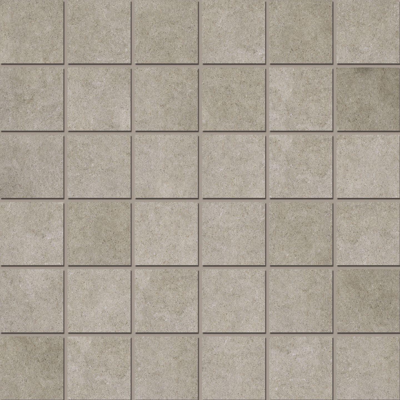 Mosaic 4,7x4,7 Shantung Greige