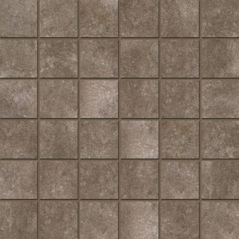 Mosaic 4,7x4,7 Velvet Brown