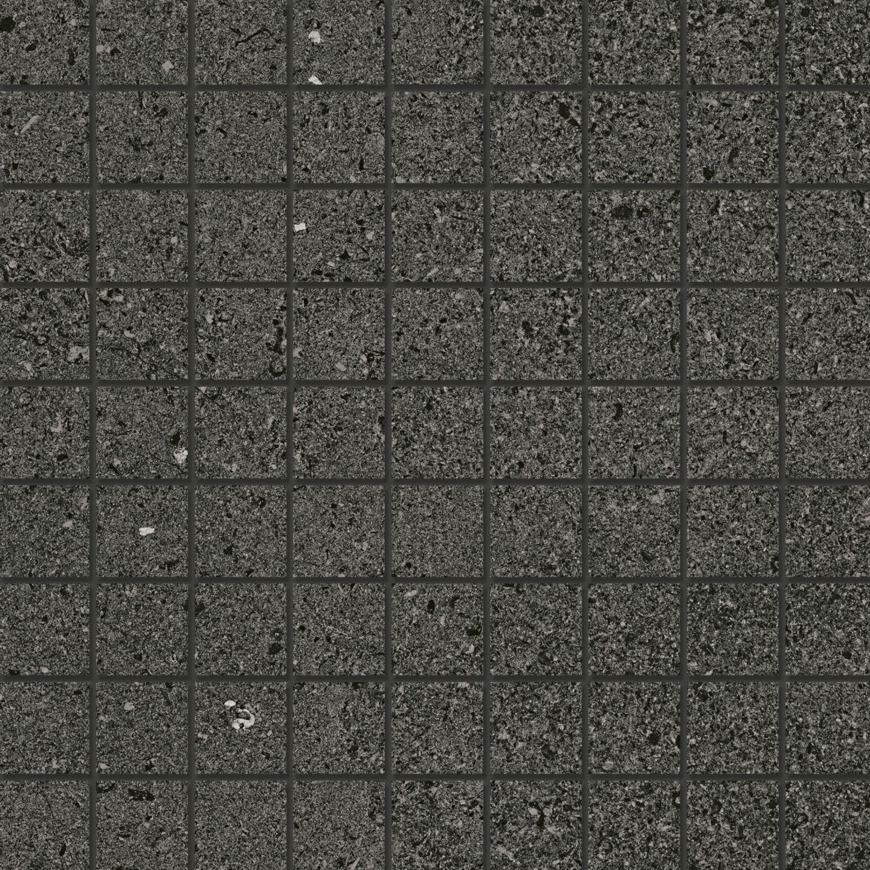 dunkel grau Mosaik, dark grey mosaic 30x30