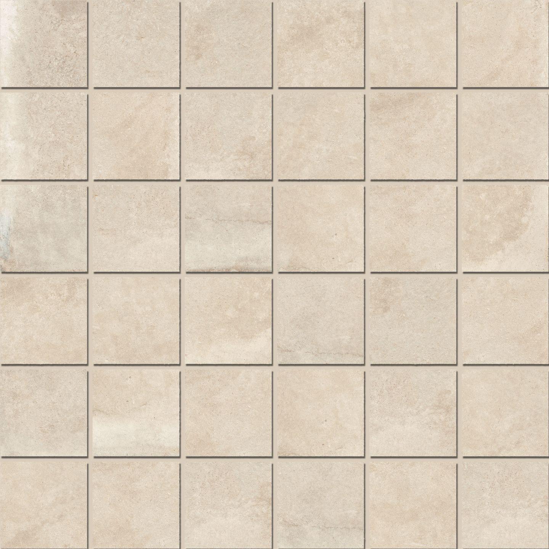Mosaic 4,7x4,7 Soft Brown