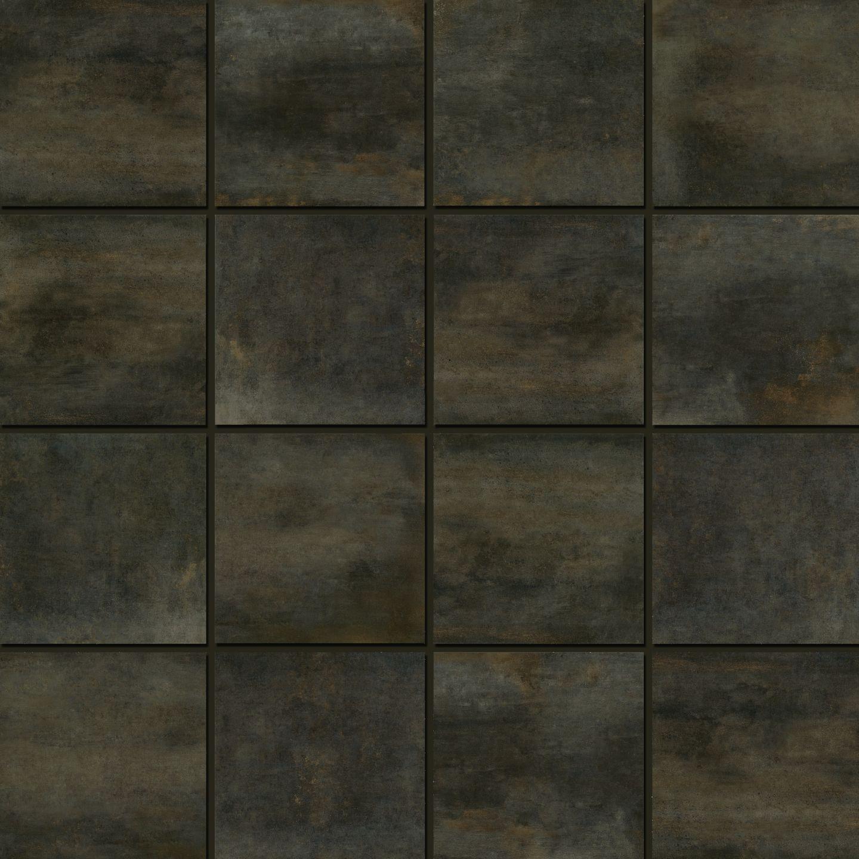 Mosaic 7,2x7,2 Shabby Brown