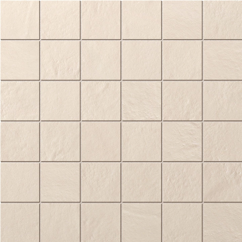 Mosaic 4,7x4,7 Cream