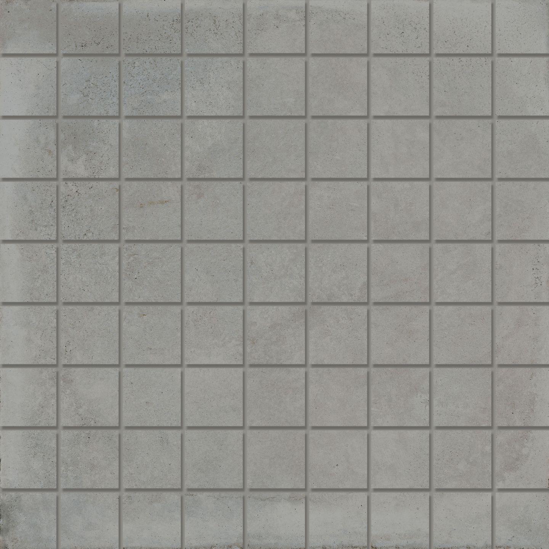 Mosaic 3,1x3,1 Soft Iron