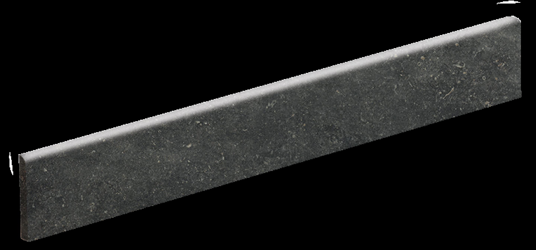 Bullnose Black Demer Natural