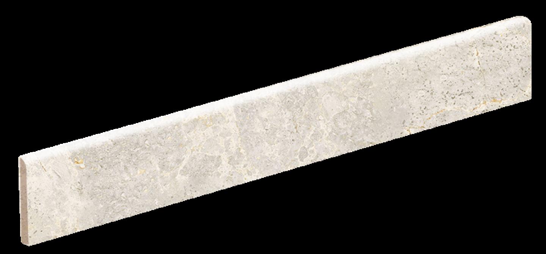 Bullnose Great Platinum White